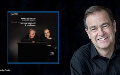 Julius Drake wins Jahrespreis der deutschen Schallplattenkritik for Poetische Tagebuch