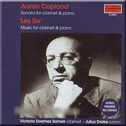 Copland Clarinet Sonata