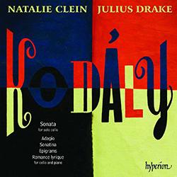 Kodaly: Cello Sonata