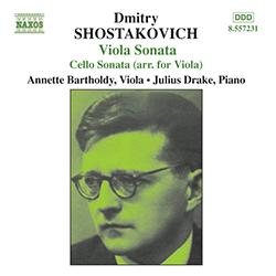 Shostakovich: Viola Sonata
