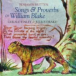 Britten: Songs And Proverbs of William Blake
