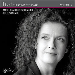 Liszt: The Complete Songs, Vol. 2