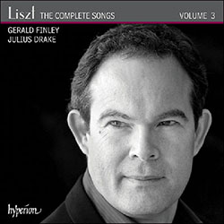 Liszt: The Complete Songs, Vol. 3