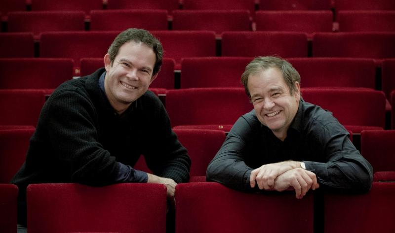 Julius Drake & Gerald Finley's New Album Schubert: Schwanengesang; Brahms: Vier ernste Gesänge Available 27 September