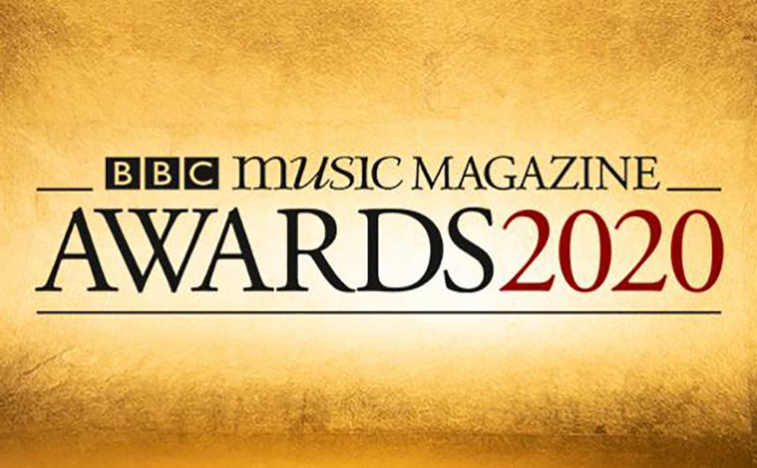 Julius Drake Nominated for the 2020 BBC Music Magazine Awards