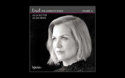 Julius Drake Releases Volume 6 of His Acclaimed Liszt Series