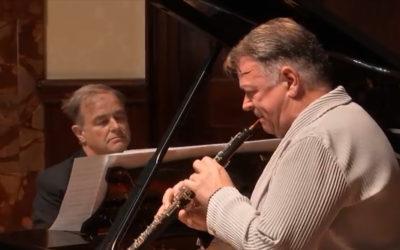 Wigmore Hall recital: Julius Drake and Nicholas Daniel