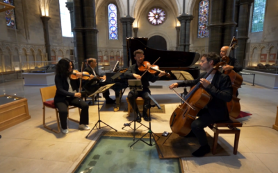 Trout Quintet from Middle Temple Church