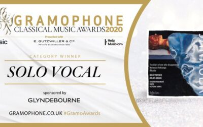 Gramophone Awards Ceremony 2020